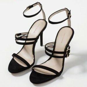 Brand new Zara multi strap heels